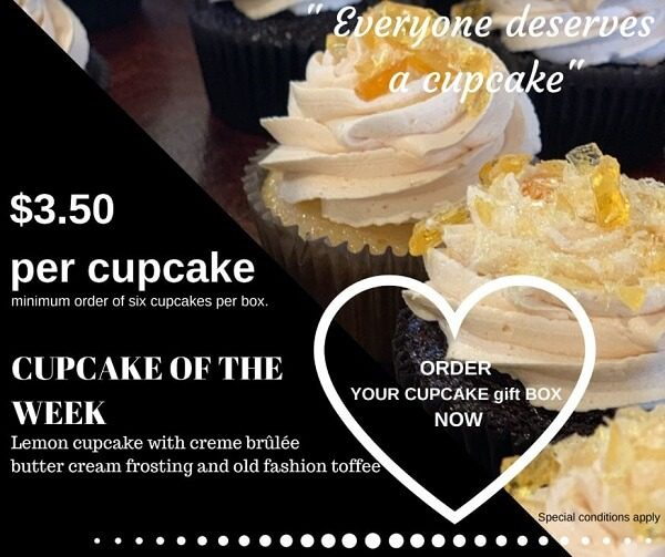 Cupcake of the week