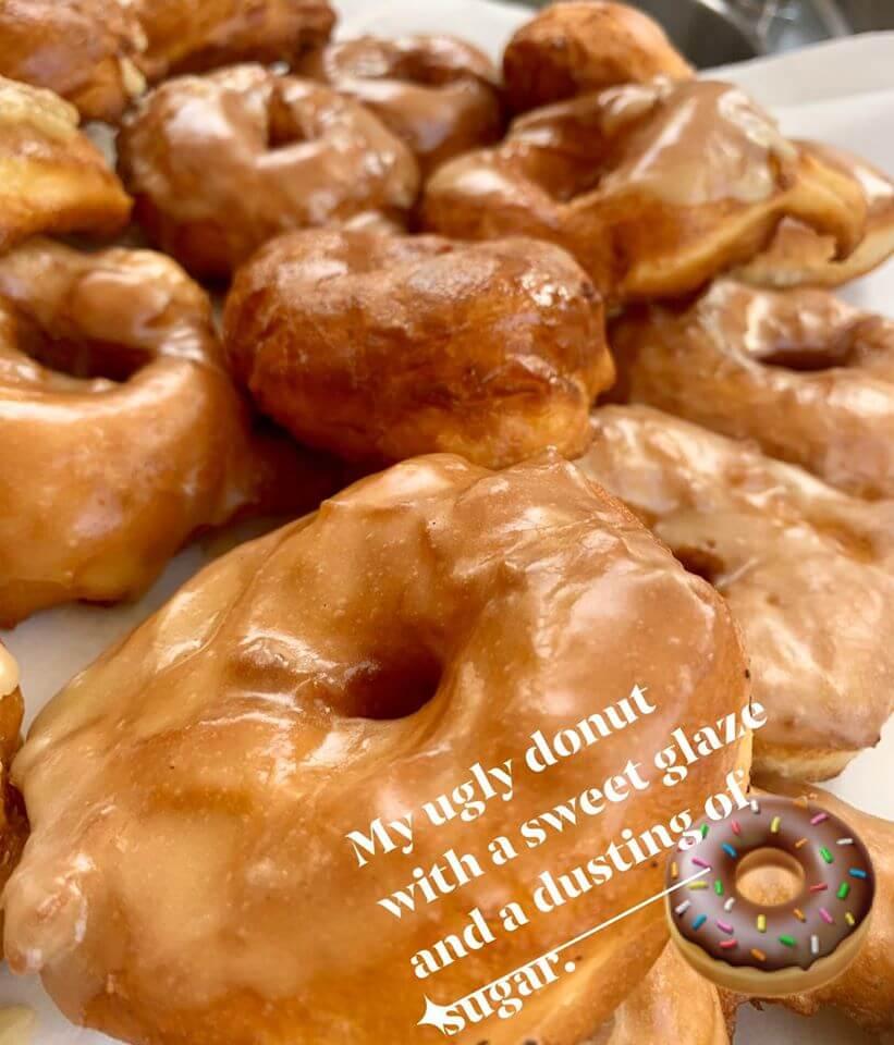 Glazed donuts Porirua