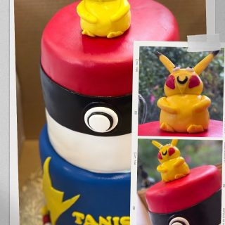 Pokémon cake for a little boy turning 6th. Happy Birthday Tanish. Simple but so sweet - love it❤️ Everyone deserves a little sweet . . . . Order your cupcakes today - surprise a special someone with a box of cupcakes from Little Misscupcakejo. www.littlemisscupcakejo.co.nz From $25.00 with FREE DELIVERY between Churton Park and Pukerua Bay #josutton #whitby #poriruacitry #porirua #tawa #titahibay #paremata #papakowhai #camborne #aotea #lovecake #cakebaker #cakedesign #cakeinspiration #cakedecoratorinporirua #affordablecakedecorator #celebrationcakes #cakelady #caketoyou #corporatecakes #officecakeshout #birthdaycake #sweetcakes #iwantcake #cupcakecompetition #cupcake #weddingcake #babyshower #21stcake