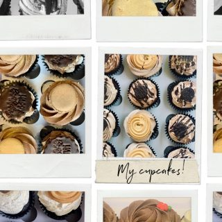 A few cupcakes,donuts and sweet treat's that have been a popular choice of late ...
